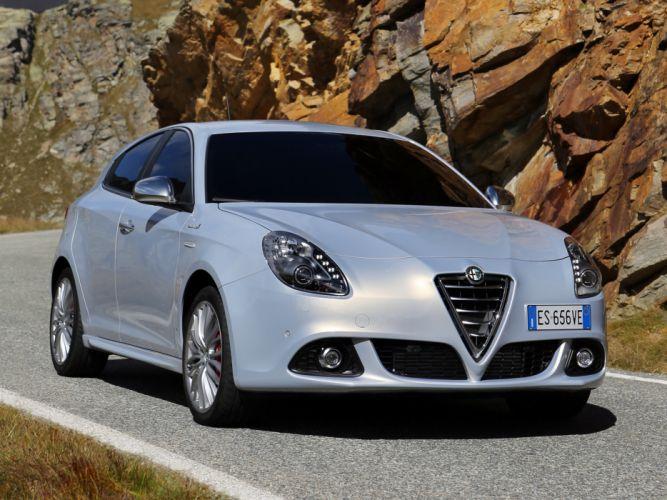 2014 Alfa Romeo Giulietta Sportiva (940) gd wallpaper