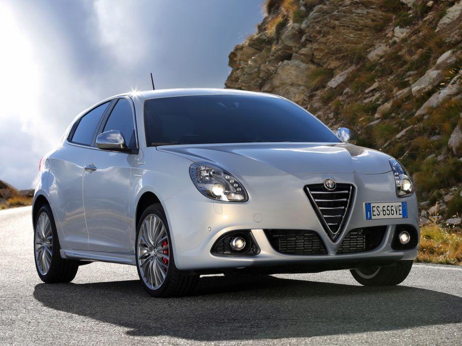 2014 Alfa Romeo Giulietta Sportiva (940)   h wallpaper