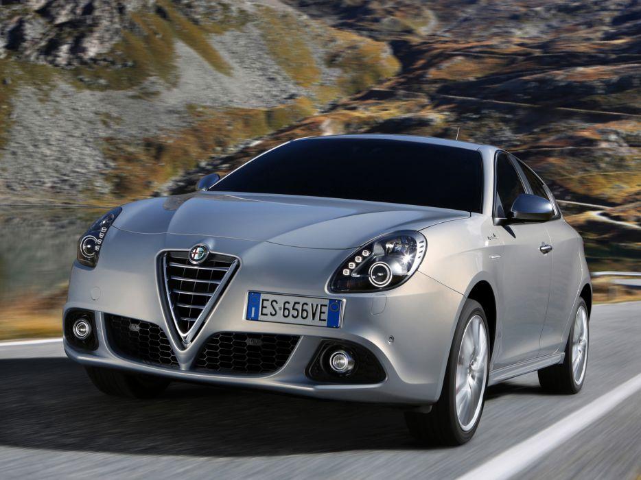 2014 Alfa Romeo Giulietta Sportiva (940)  w wallpaper