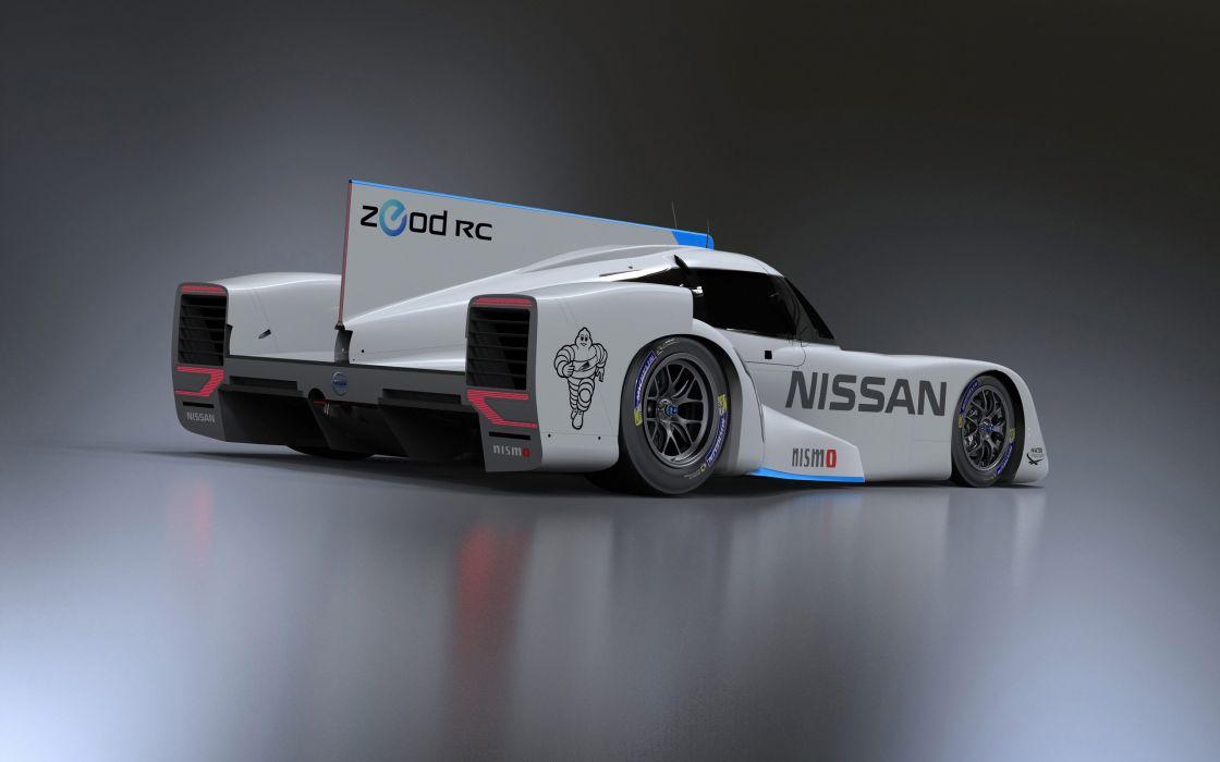 2014 Nissan ZEOD RC supercar race racing    h wallpaper