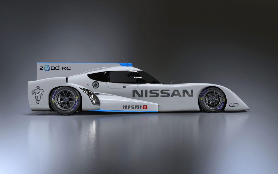 2014 Nissan ZEOD RC supercar race racing   hd wallpaper