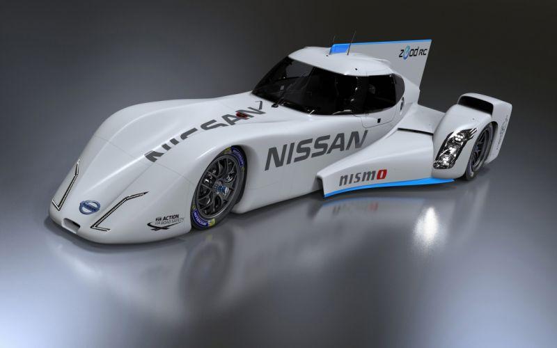 2014 Nissan ZEOD RC supercar race racing g wallpaper
