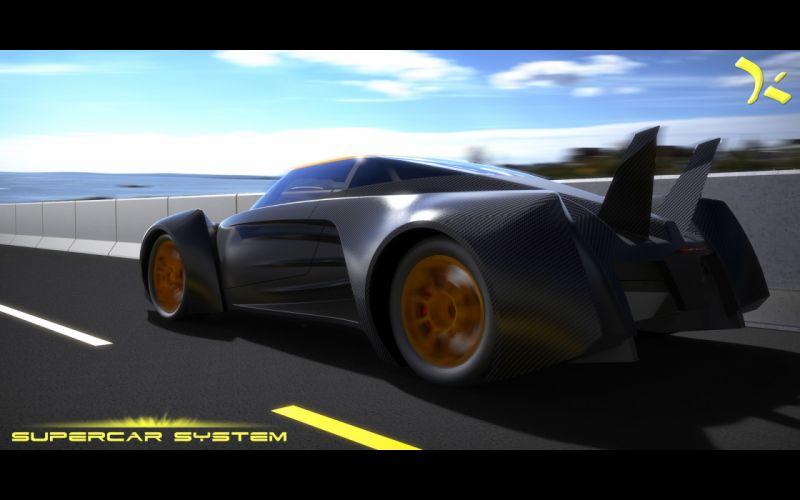 2014 Supercar System supercar-system prototype fd wallpaper