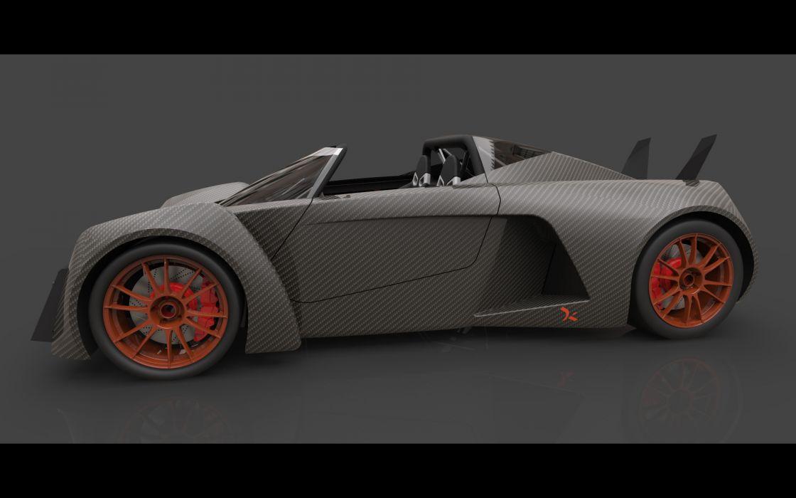 2014 Supercar System supercar-system prototype  e wallpaper