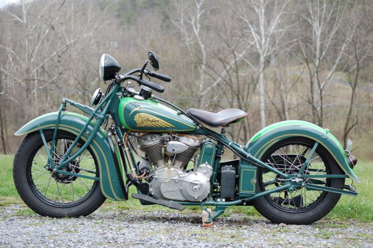1937 Indian Chief retro h_JPG wallpaper