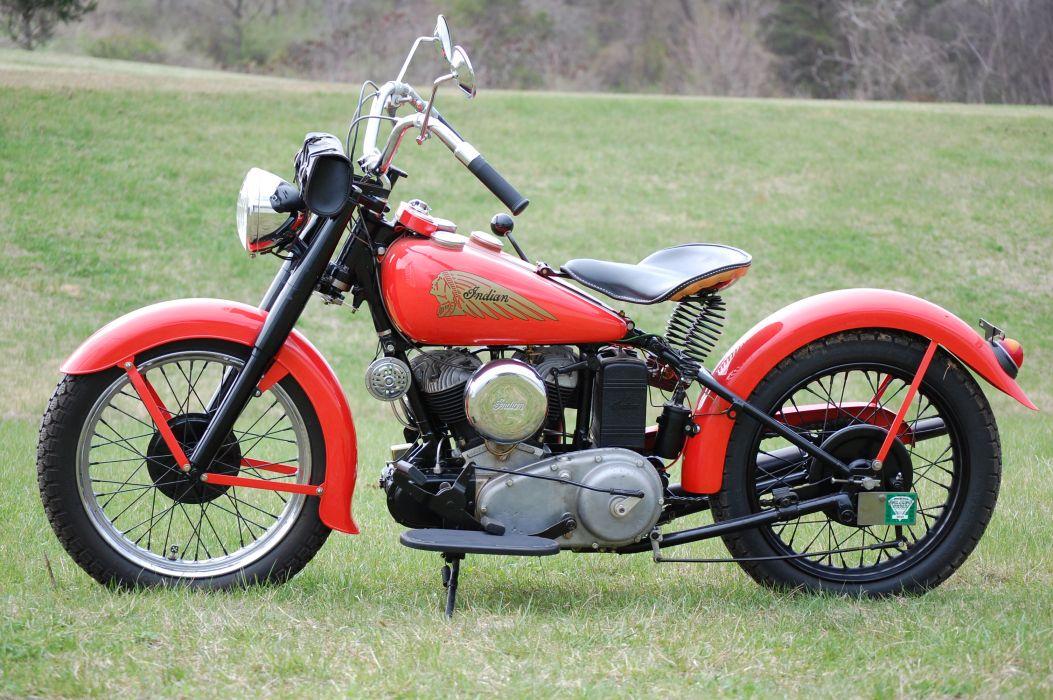 1941 Indian Model 741 Special retro    h_JPG wallpaper