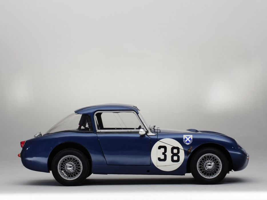 1961 Austin Healey Sebring Sprite Coupe formula race racing classic   h wallpaper