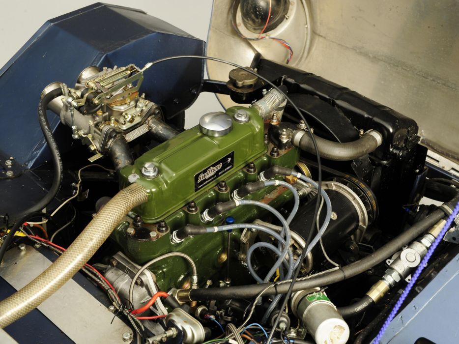 1961 Austin Healey Sebring Sprite Coupe formula race racing classic engine     h wallpaper