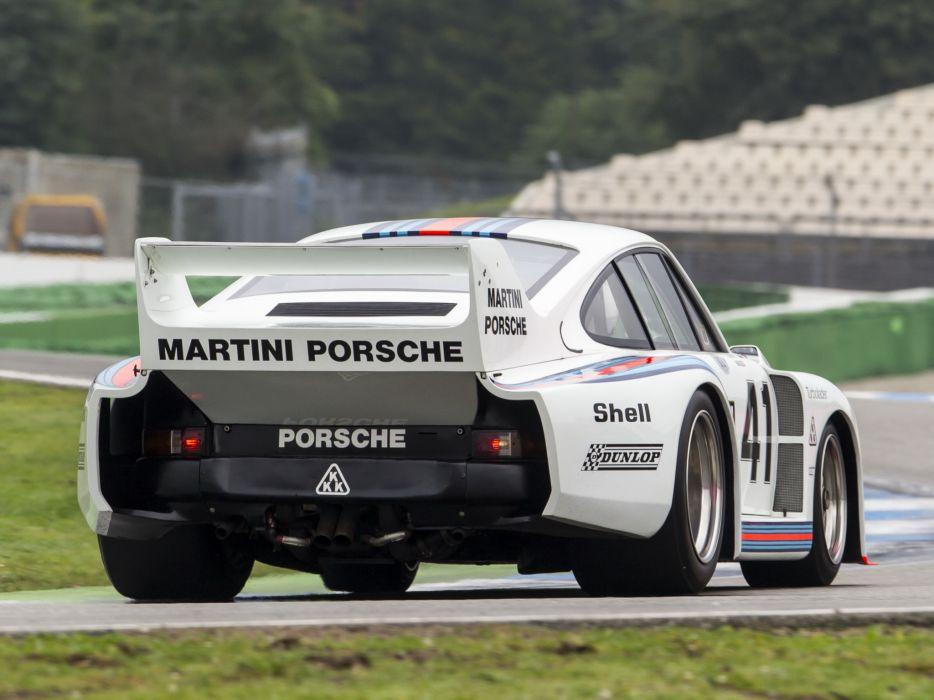 1977 Porsche 935-77 Works race racing 935 le-mans   hw wallpaper