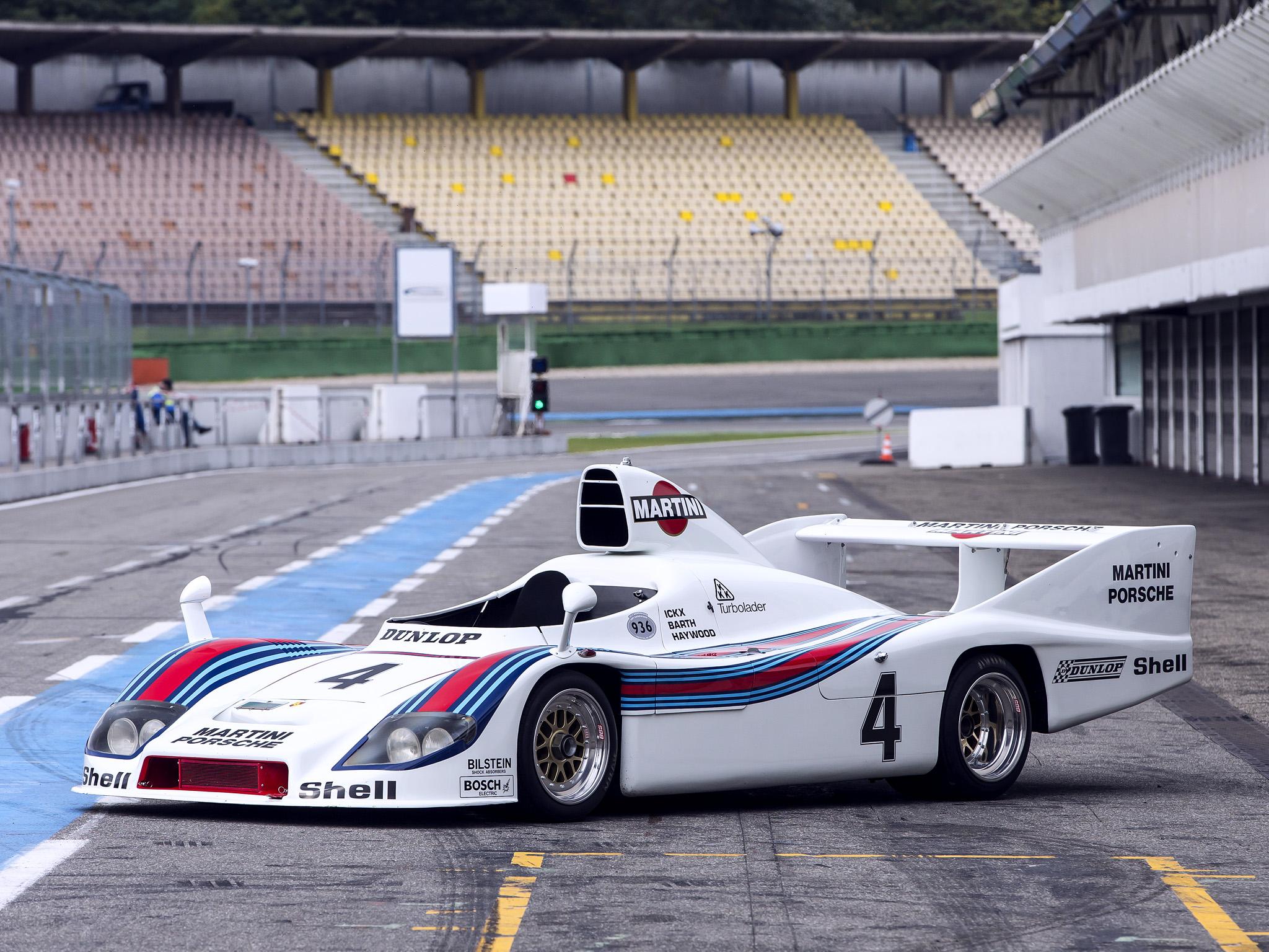 1977 Porsche 936 77 Spyder Race Racing Le Mans 936