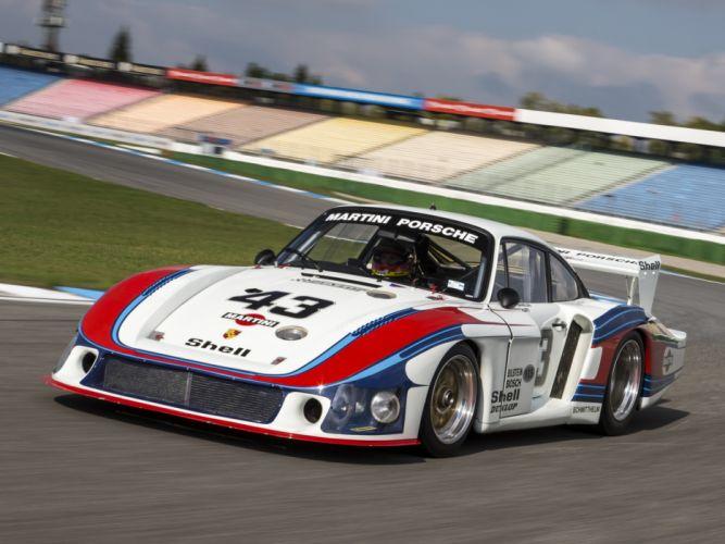 1978 Porsche 935-78 Moby Dick race racing 935 le-mans ge wallpaper