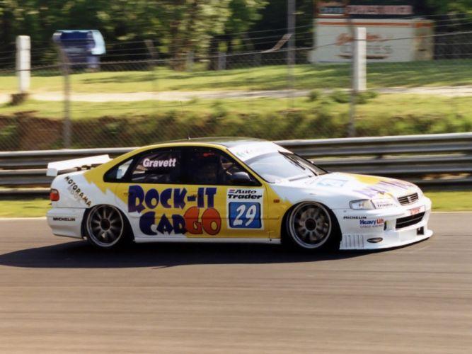 1995 Honda Accord BTCC race racing g wallpaper