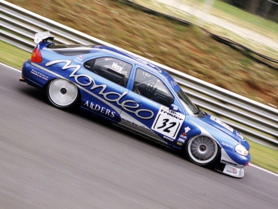 1996 Ford Mondeo BTCC race racing       g wallpaper