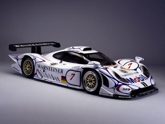 1998 Porsche 911 GT1 (996) le-mans race racing f wallpaper