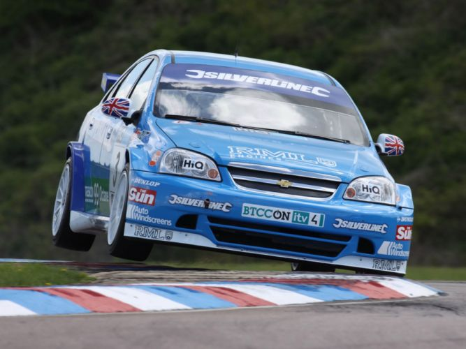 2008 Chevrolet Lacetti BTCC race racing g wallpaper