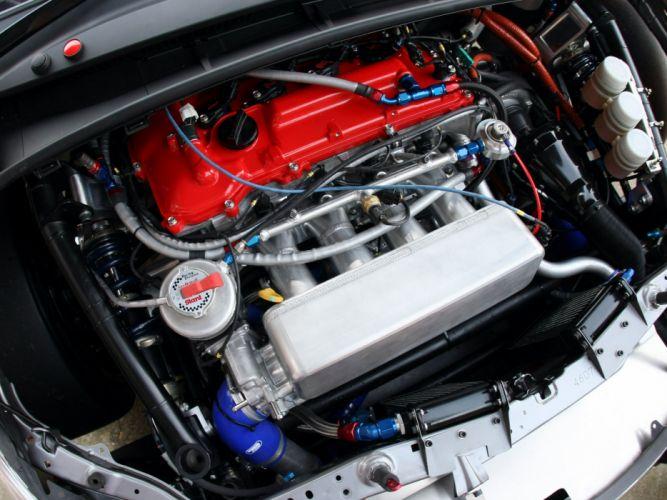 2011 Toyota Avensis Sedan BTCC race racing engine f wallpaper