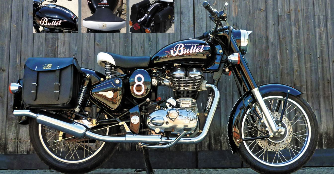 2012 Royal Enfield Bullet Classic C5 500 Efi E Wallpaper