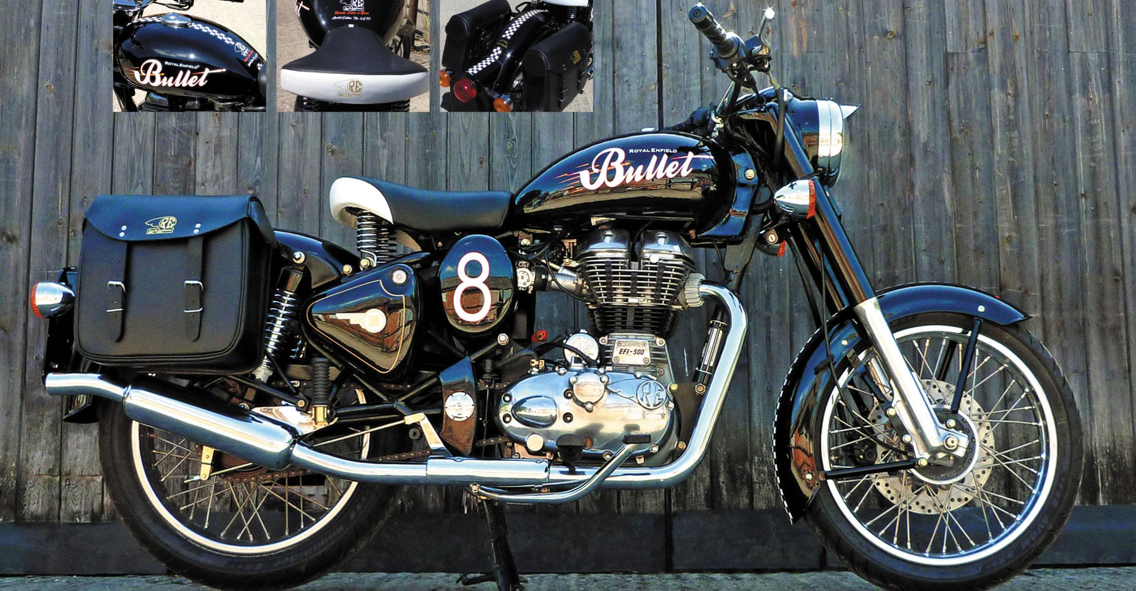 Royal Enfield Bullet 500 Classic