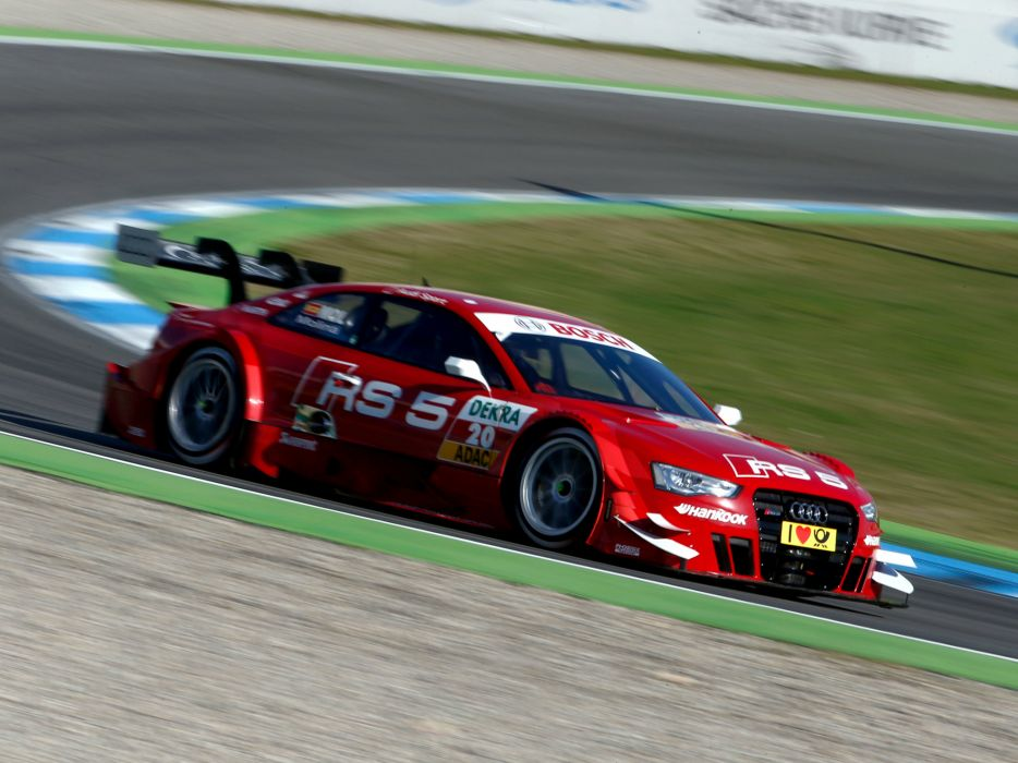 2013 Audi RS5 Coupe DTM race racing     g wallpaper
