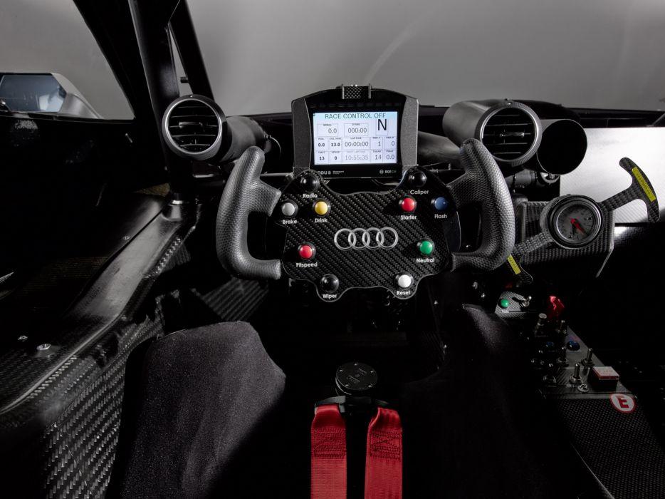 2013 Audi RS5 Coupe DTM race racing interior      g wallpaper