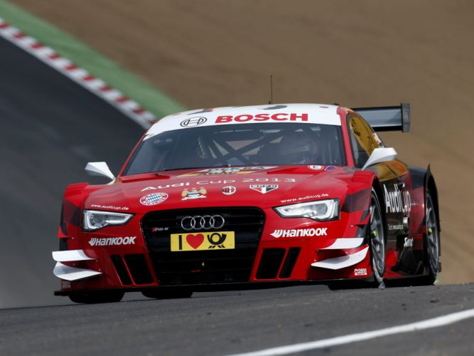 2013 Audi RS5 Coupe DTM race racing j wallpaper