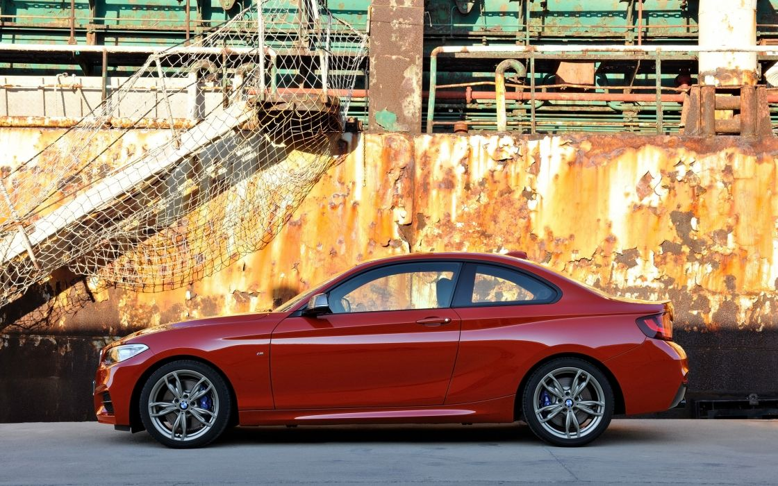 2014 BMW 2-Series Coupe     h wallpaper