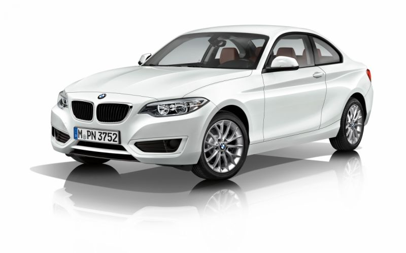 2014 BMW 2-Series Coupe hd wallpaper