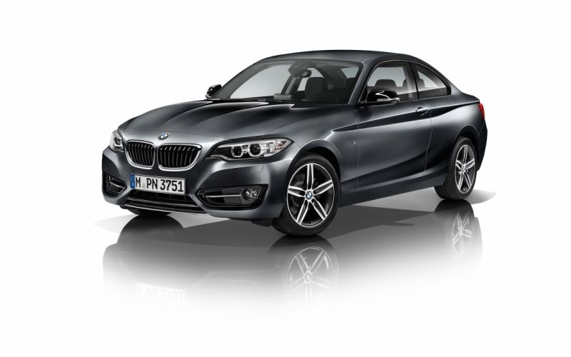 2014 BMW 2-Series Coupe m wallpaper