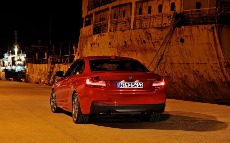 2014 BMW 2-Series Coupe g wallpaper