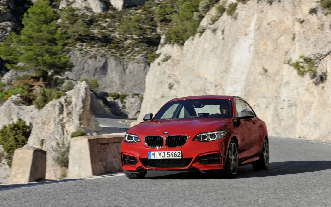 2014 BMW 2-Series Coupe  gd wallpaper