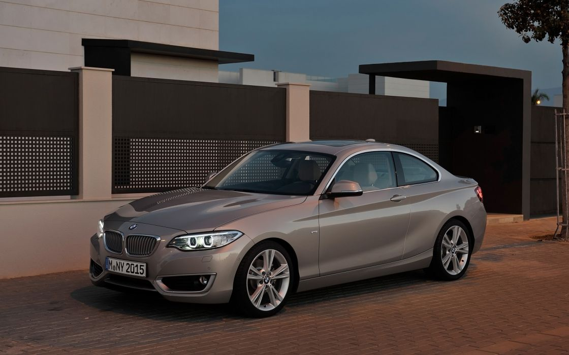 2014 BMW 2-Series Coupe  gk wallpaper