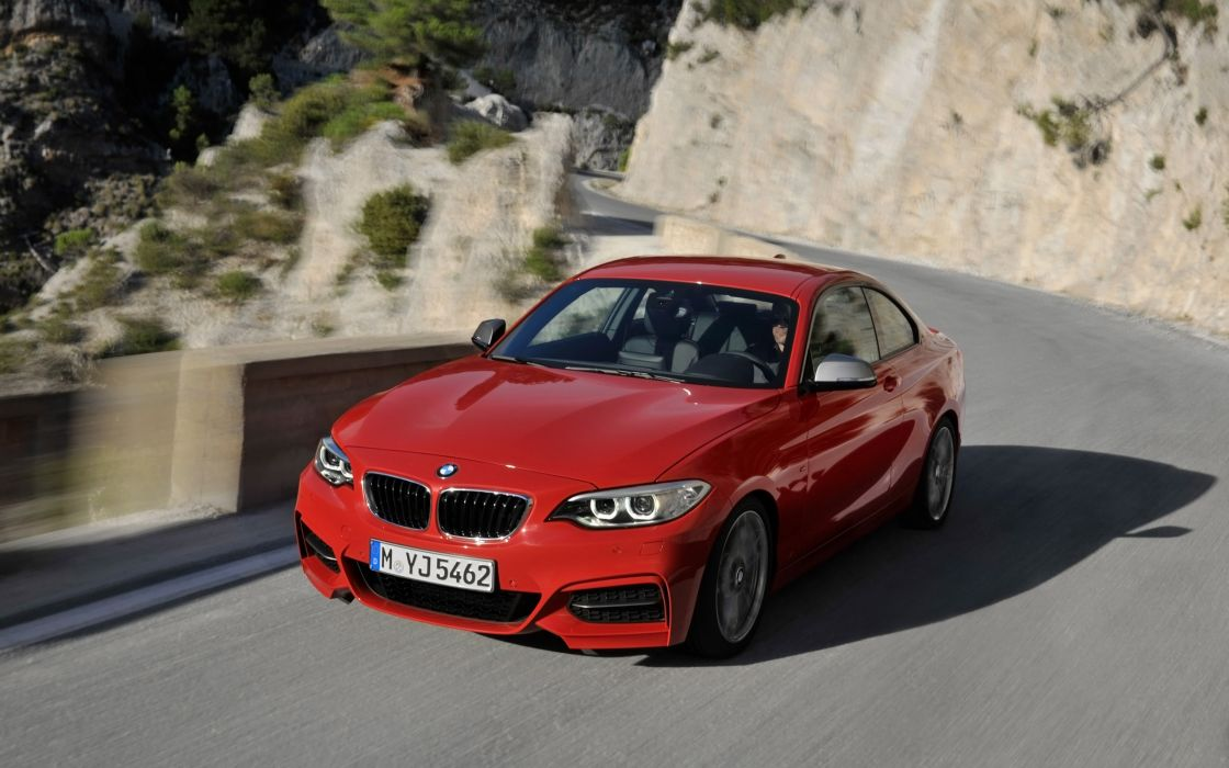 2014 BMW 2-Series Coupe  k wallpaper