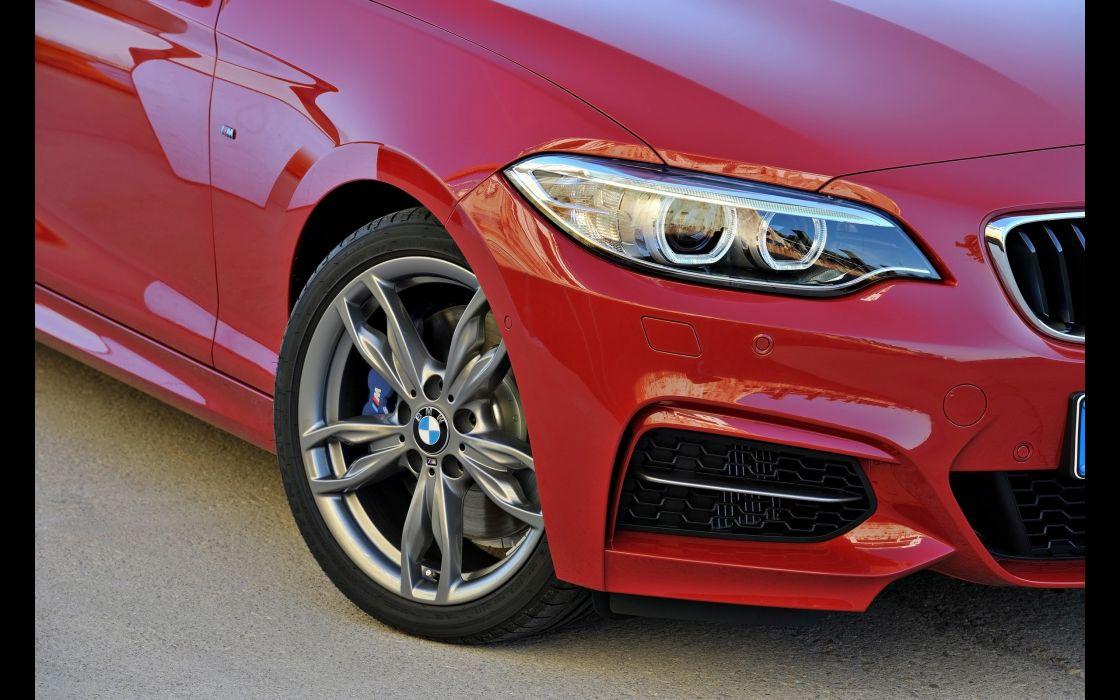 2014 BMW 2-Series Coupe wheel     g wallpaper