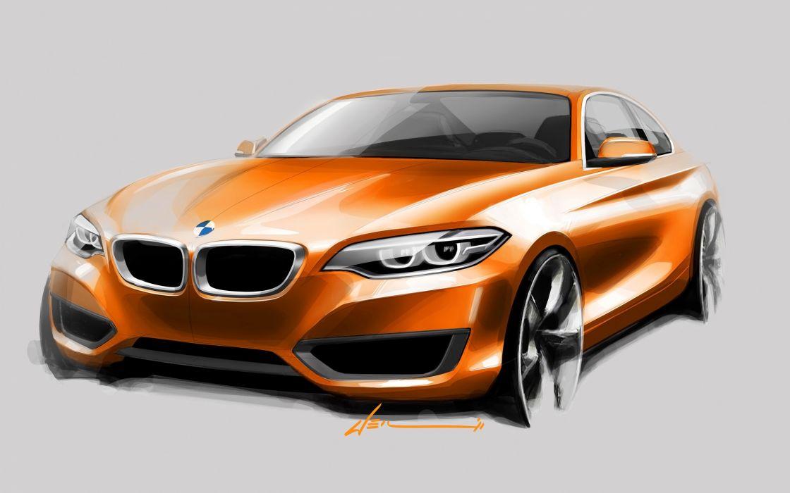 2014 BMW 2-Series Coupe  ru wallpaper