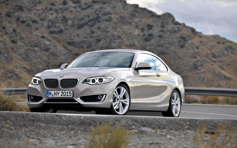 2014 BMW 2-Series Coupe c wallpaper