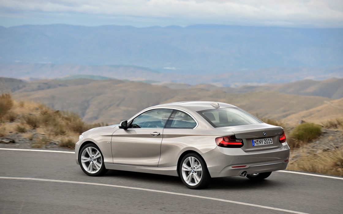 2014 BMW 2-Series Coupe jf wallpaper