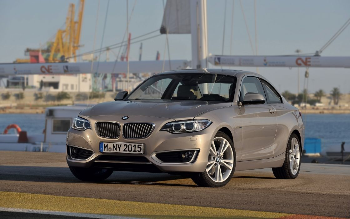 2014 BMW 2-Series Coupe r wallpaper