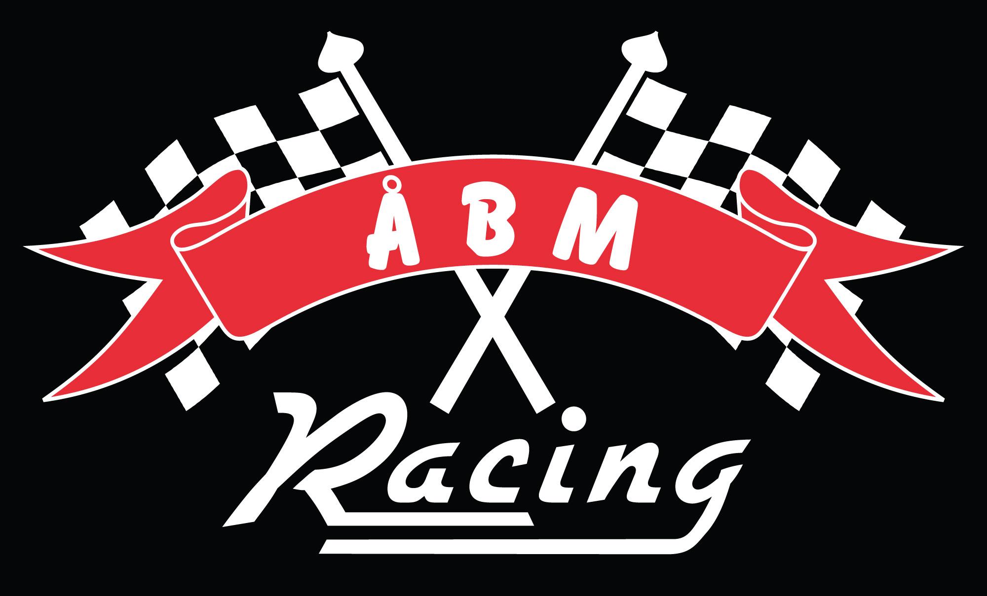 Race Car Logo Decals