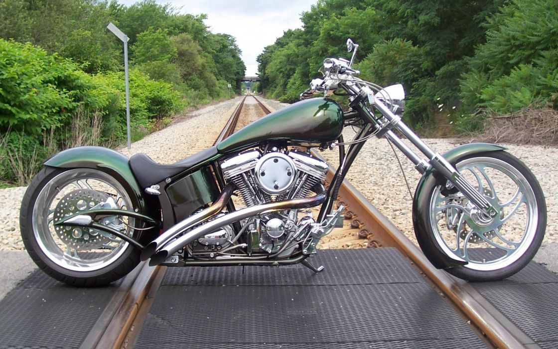 Harley Davidson Chopper    t wallpaper