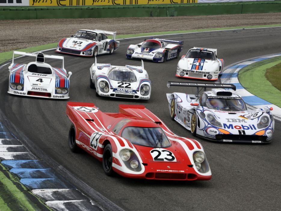 Porsche race racing le-mans wallpaper