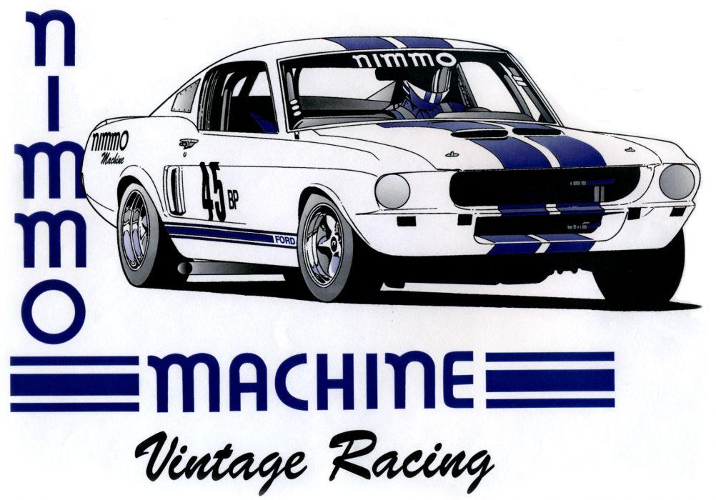 race racing logo ford mustang     h wallpaper