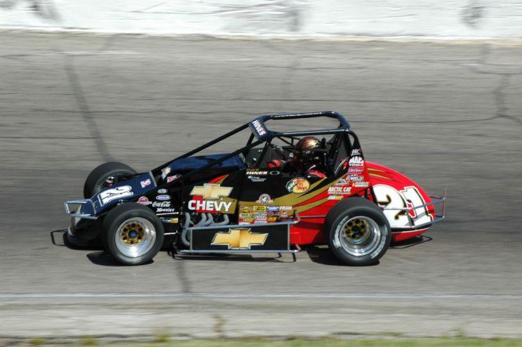SPRINT-CAR race racing sprint f wallpaper