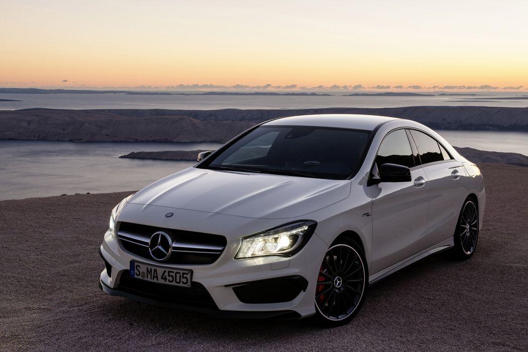 2014 Mercedes Benz Cla 45 Amg Wallpaper 3000x2000 165611