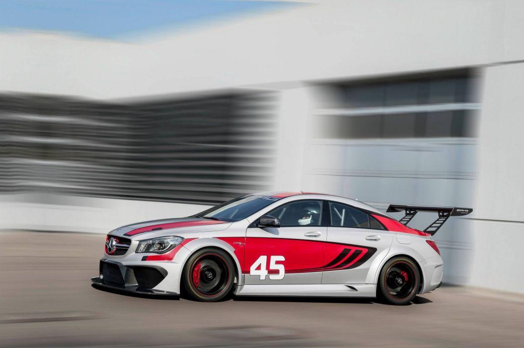 Mercedes-Benz CLA 45 AMG Racing Series wallpaper
