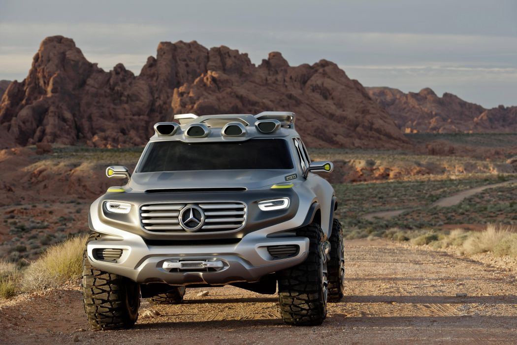 Mercedes-Benz Ener-G-Force Concept wallpaper