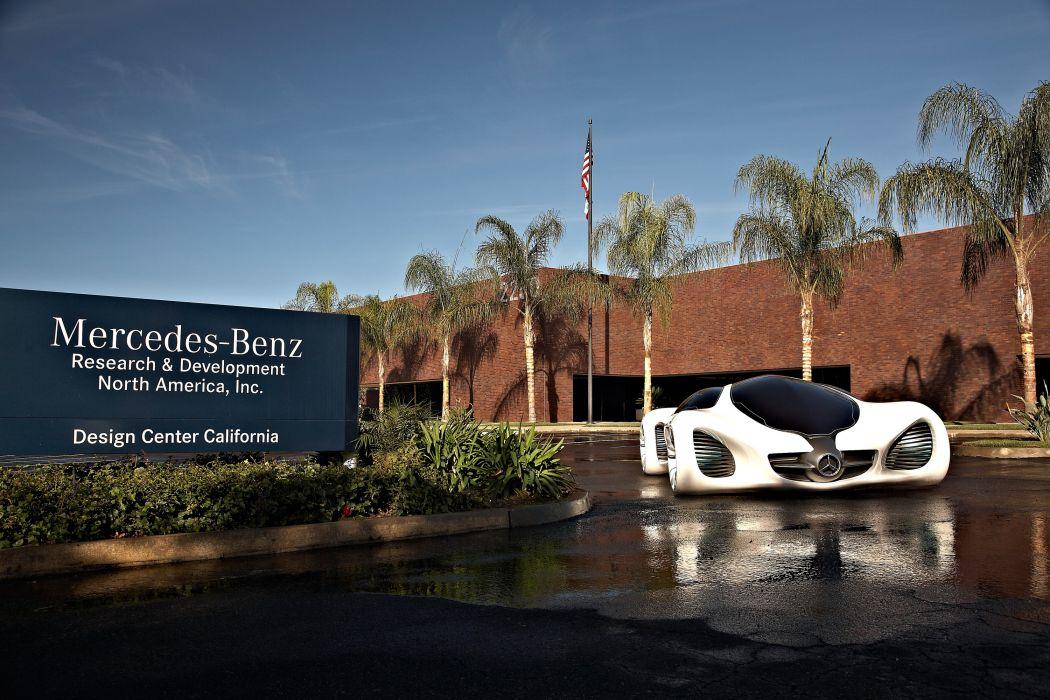 Mercedes-Benz BIOME wallpaper