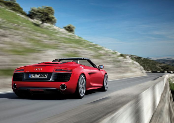 2013 Audi R8 Spyder wallpaper