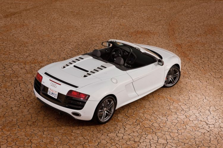 2012 Audi R8 GT Spyder wallpaper