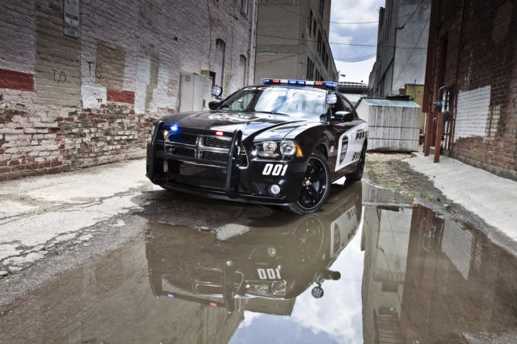2014 Dodge Charger Pursuit AWD wallpaper