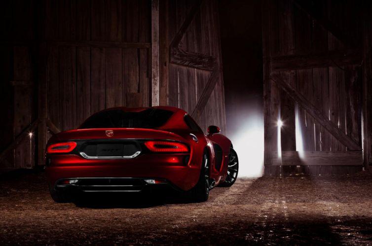 2013 Dodge SRT Viper wallpaper